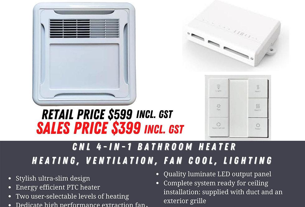 CNL 4-in-1 Bathroom Heater
