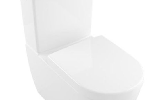Villeroy & Boch Subway 2.0 – Back to Wall Toilet Suite