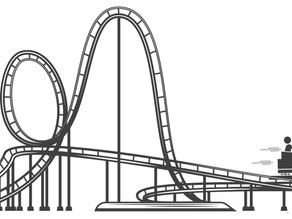 Life is a roller coaster! Why I need a Morning Routine, and why you do too!