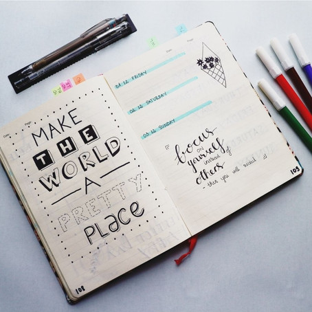 Why Journaling?