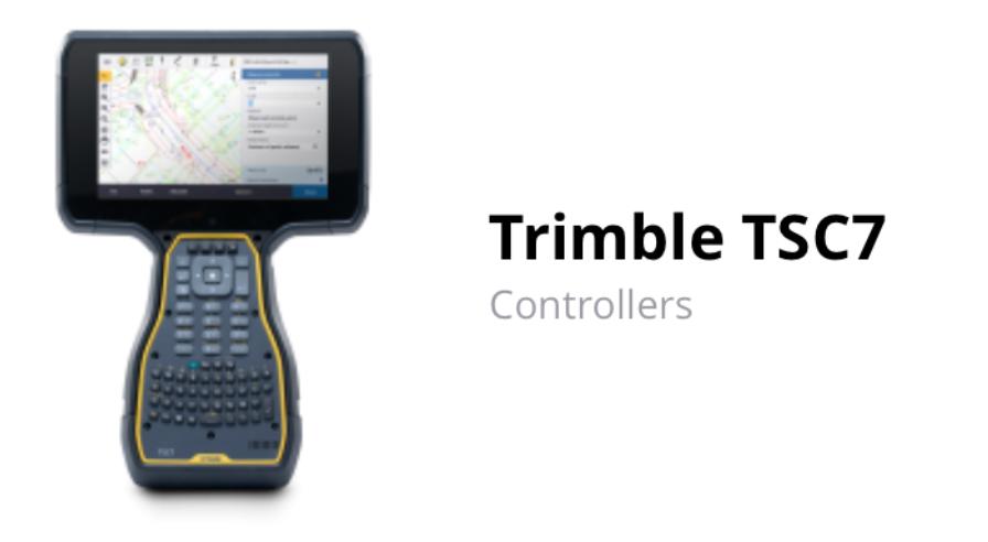 Trimble TSC7