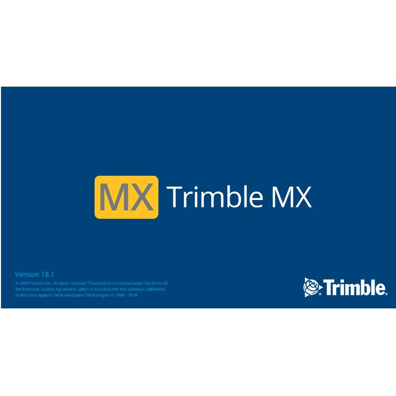 Trimble MX Office Software