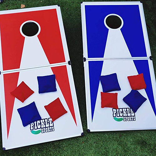 Pickle Sports Tournament Cornhole (with new carrier bag)