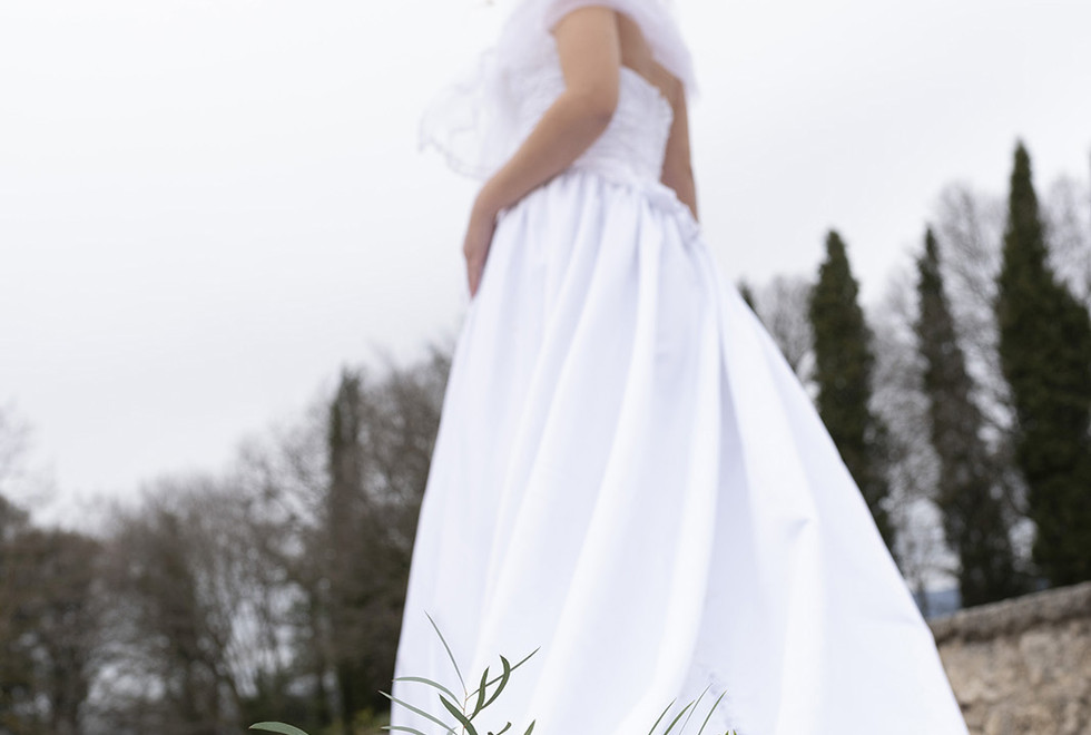 Photographe de mariage à Silvacane