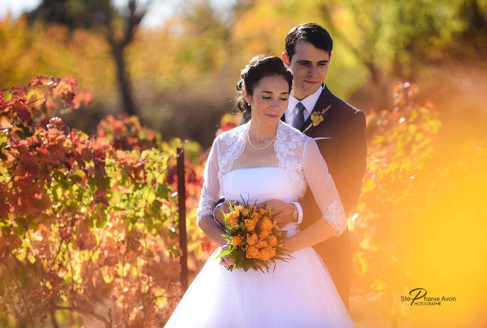 Photographe de mariage en Vaucluse 84