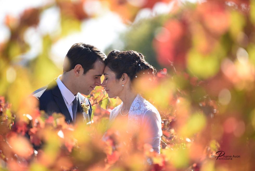 Photographe de mariage à La Tour d'Aigues