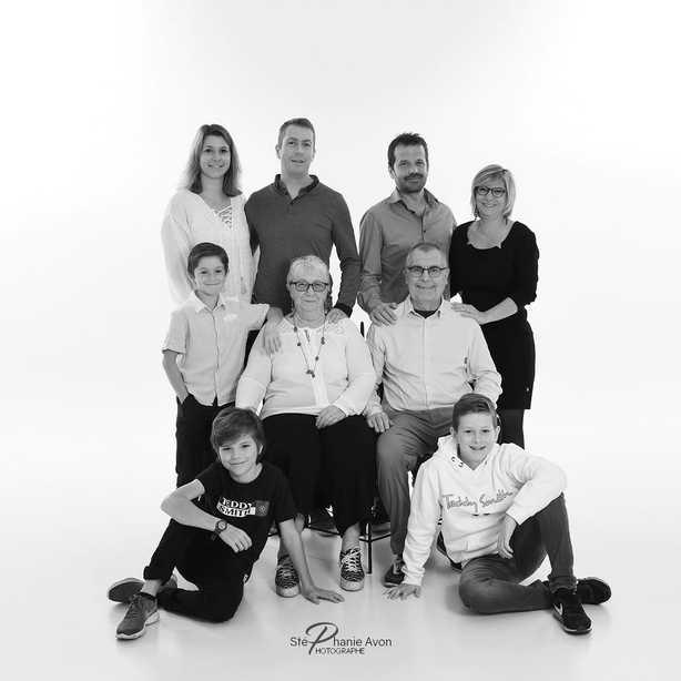 Photographe de famille à La Tour d'Aigues Vaucluse