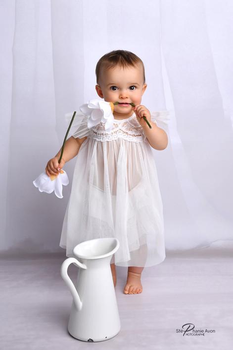 Photographe de bébé en Provence