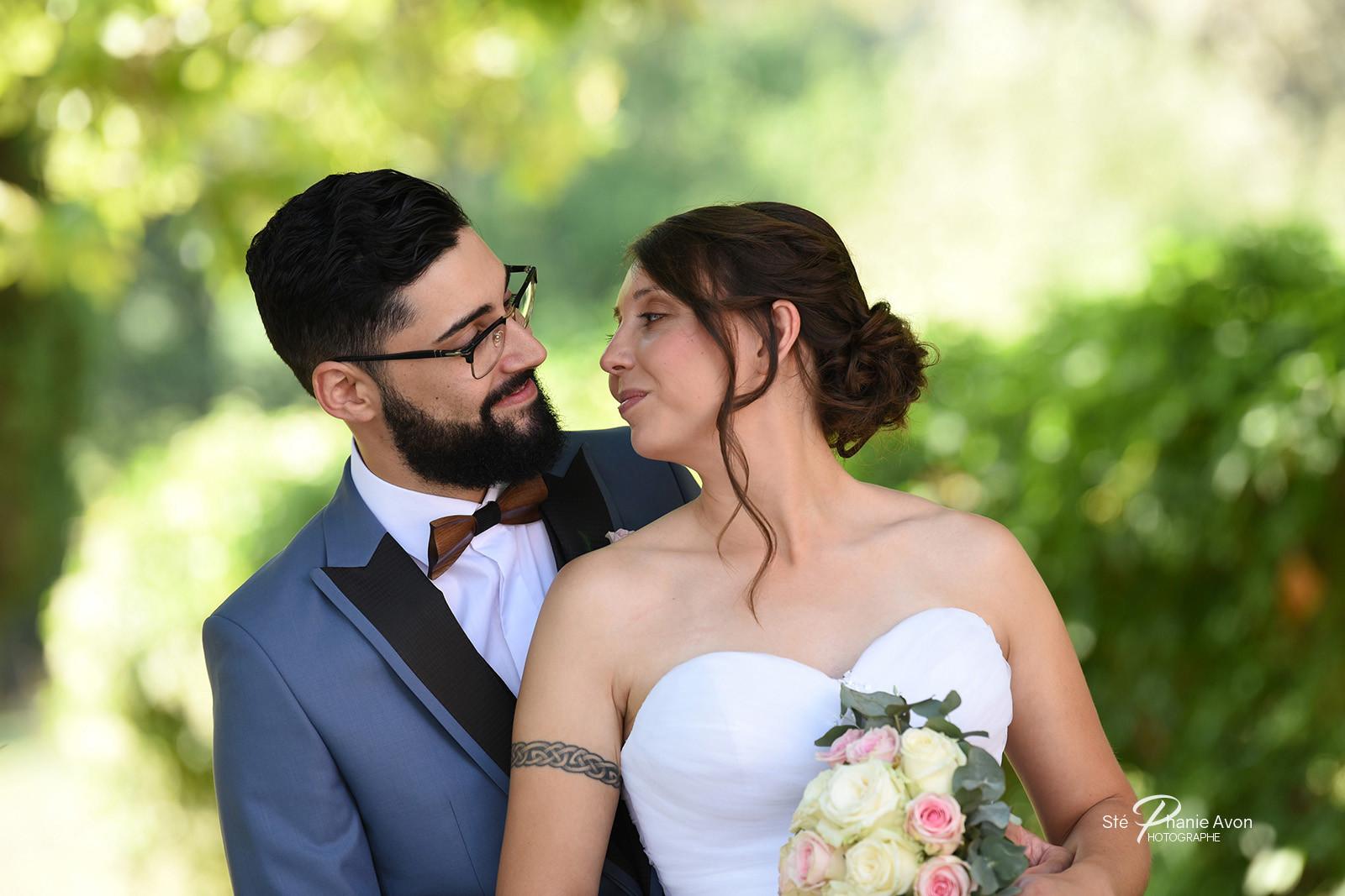 Photographe de mariage à Venelles