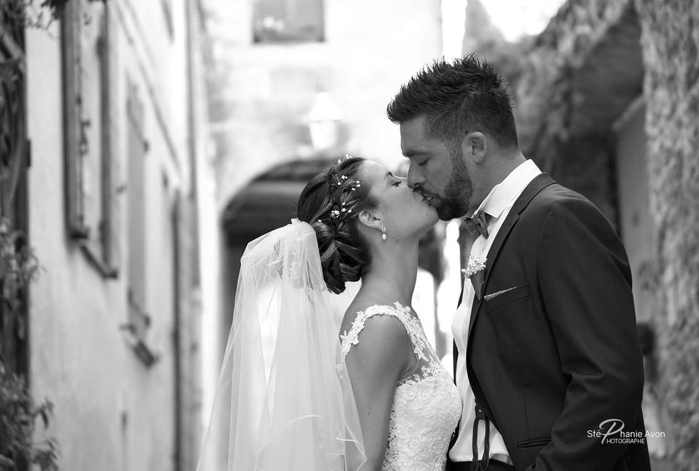 Photographe de mariage à Istres