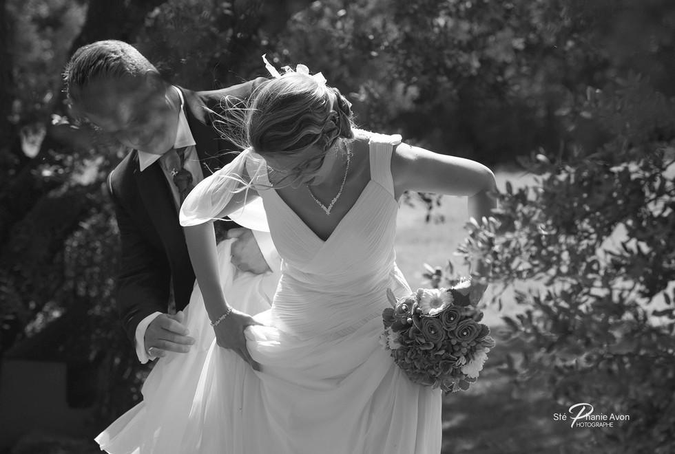 Photographe de mariage à Salon de Provence