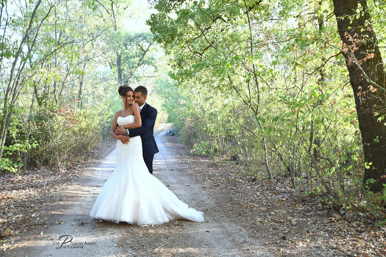 Photographe de mariage à Peyrolles en Provence