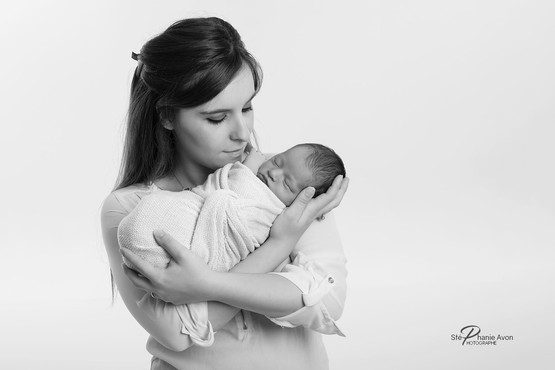 Photographe nouveau né à La Tour d'Aigues