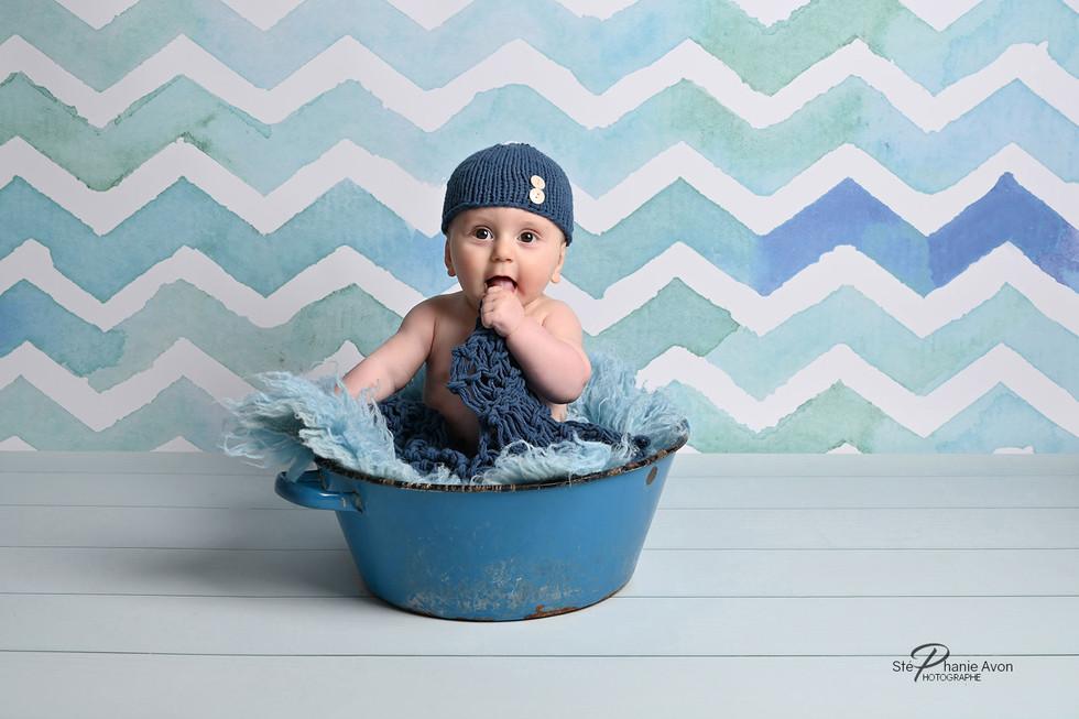 Photographe de bébé à Venelles