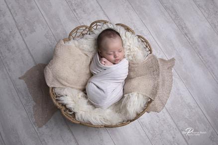 Photographe de naissance à Venelles