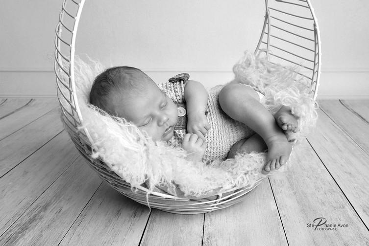 Photographe de naissance à Pertuis
