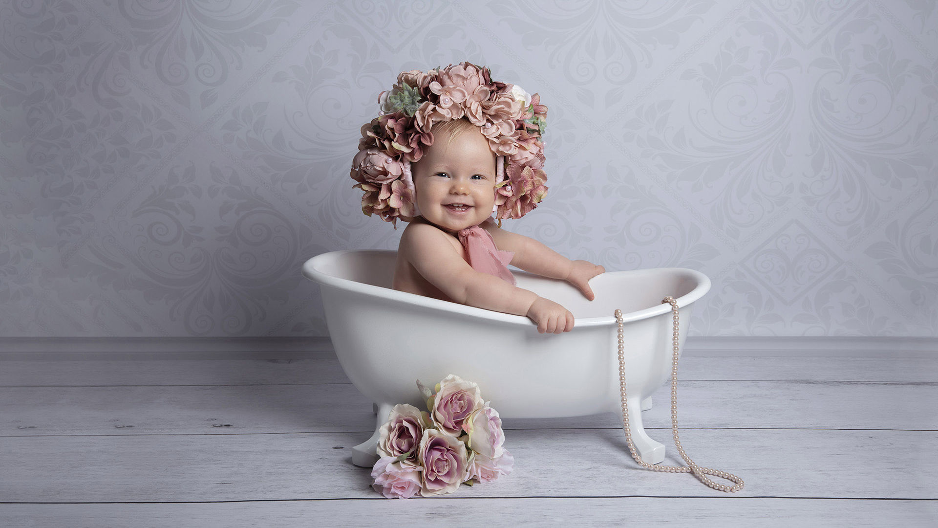 Photographe portraitiste bébé en Vaucluse Pertuis