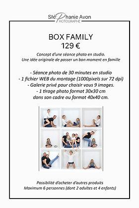 Séance Box Family