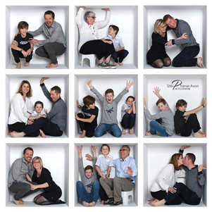 Photographe de famille La Box Family