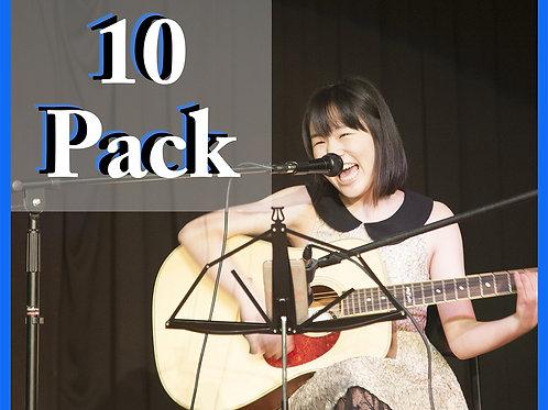 10 Week Pack