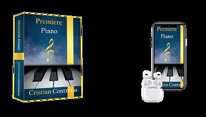 Premiere Piano E-book + Home practise system