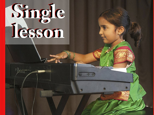 Single lesson pack