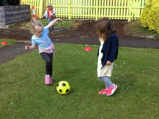 Football and Athletics