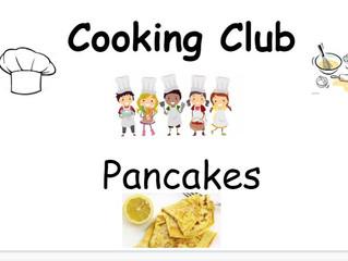 Cooking Club Returns