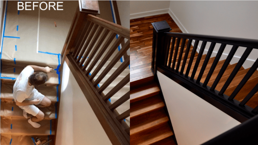 Escaliers Intérieur