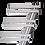 Insigna  Inox ACMP Radiatore Termoarredo di Design Verticale Moderno Inox