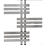 Elfie ACMP Radiatore Termoarredo di Design Verticale Moderno
