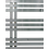 Verona ACMP Radiatore Termoarredo di Design Verticale Moderno