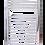 Comodo Elettrico ACMP Radiatore Termoarredo di Design Verticale Moderno