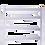Babel Elettrico ACMP Radiatore Termoarredo di Design Verticale Moderno