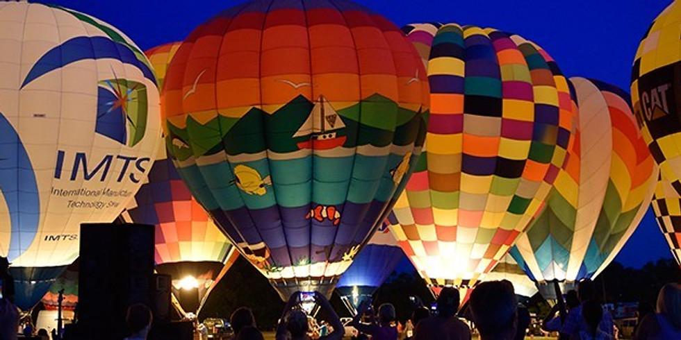 Michigan Challenge Balloonfest - Howell
