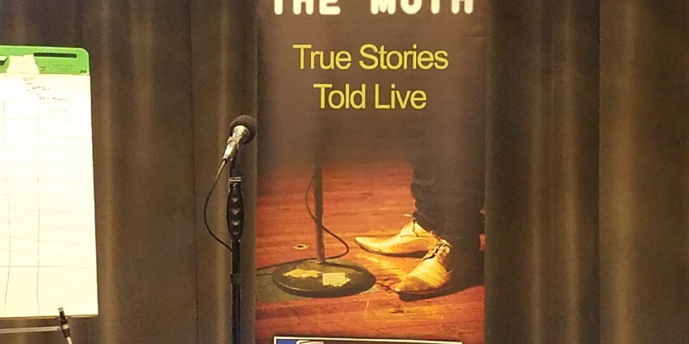Moth Story Telling LIVE - Ann Arbor