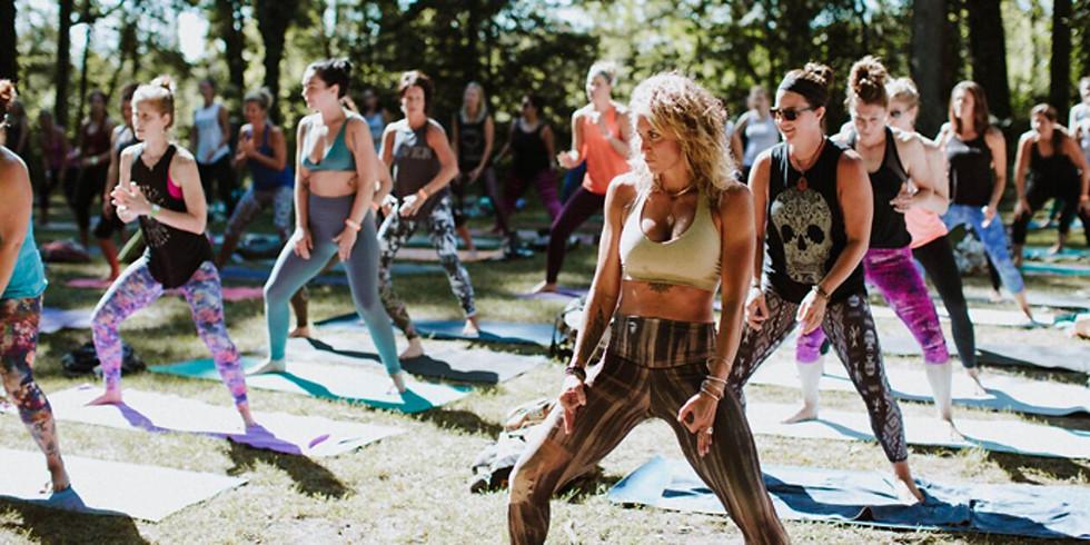 Barefoot + Free Yoga Fest - Commerce Twp, MI