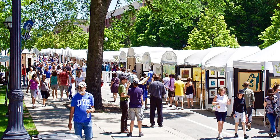 Ann Arbor Art Fair - Ann Arbor, MI