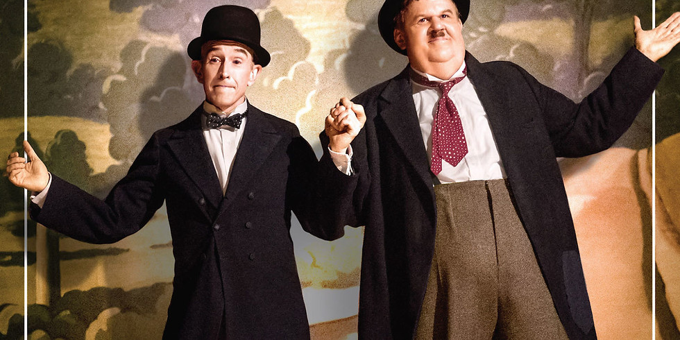 FREE Movie - Stan and Ollie at the FIA - Flint