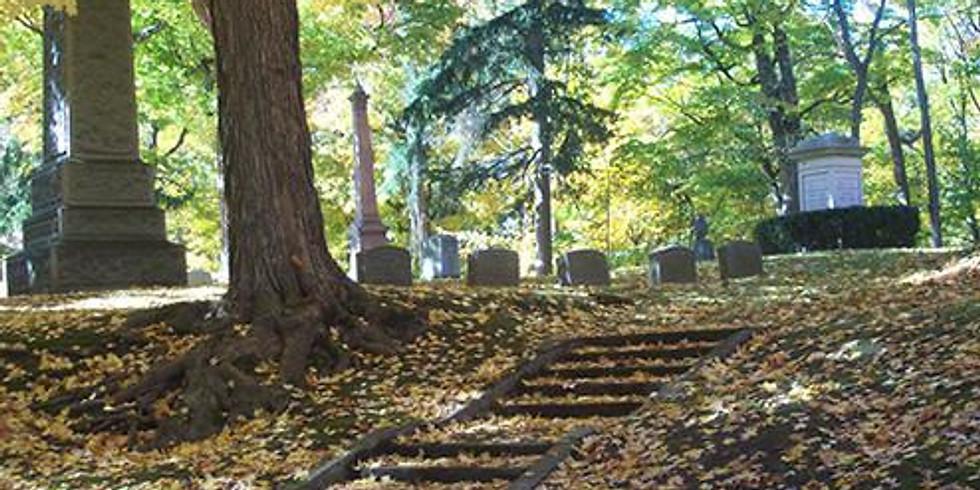 Glenwood Cemetery Tour - Flint