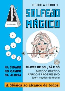 SOLFEJO MAGICO CD