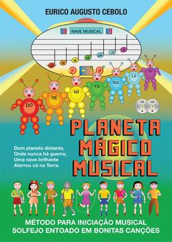 KIT PLANETA MÁGICO MUSICAL