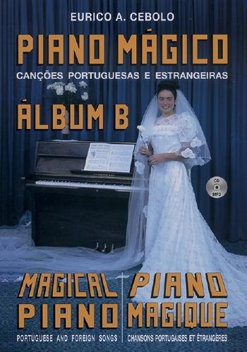 PIANO MÁGICO ÁLBUM B