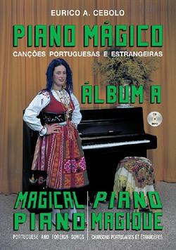 PIANO MÁGICO ÁLBUM A