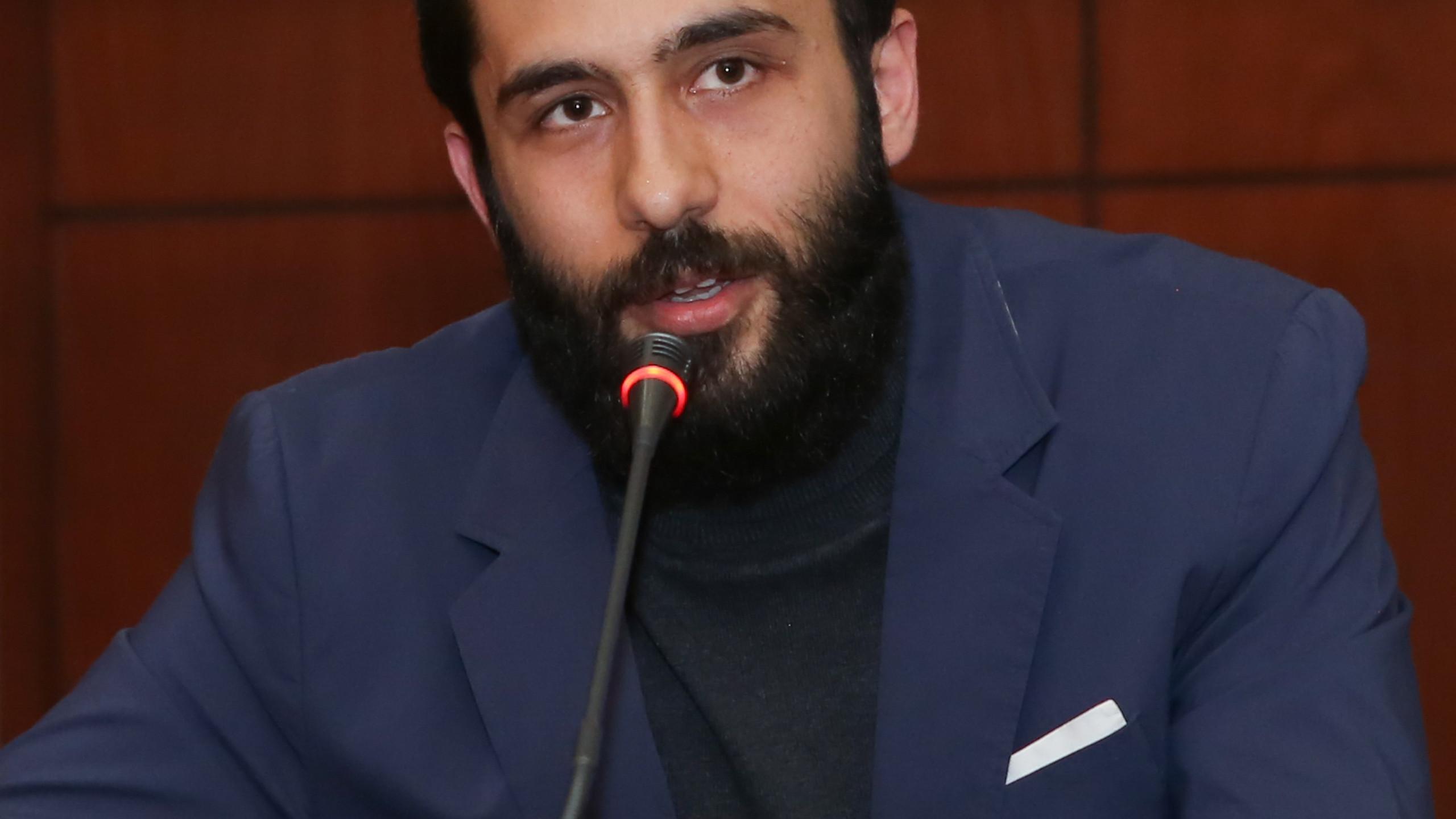 Hambardzum Kaghketsyan @ SmartGateVC