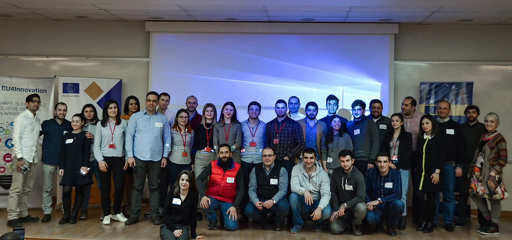 Armenia Startup Academy Demo Day
