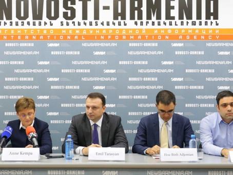 Armenia Startup Academy: New Opportunities for Armenian Startups