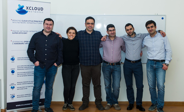 XCloud Networks Team