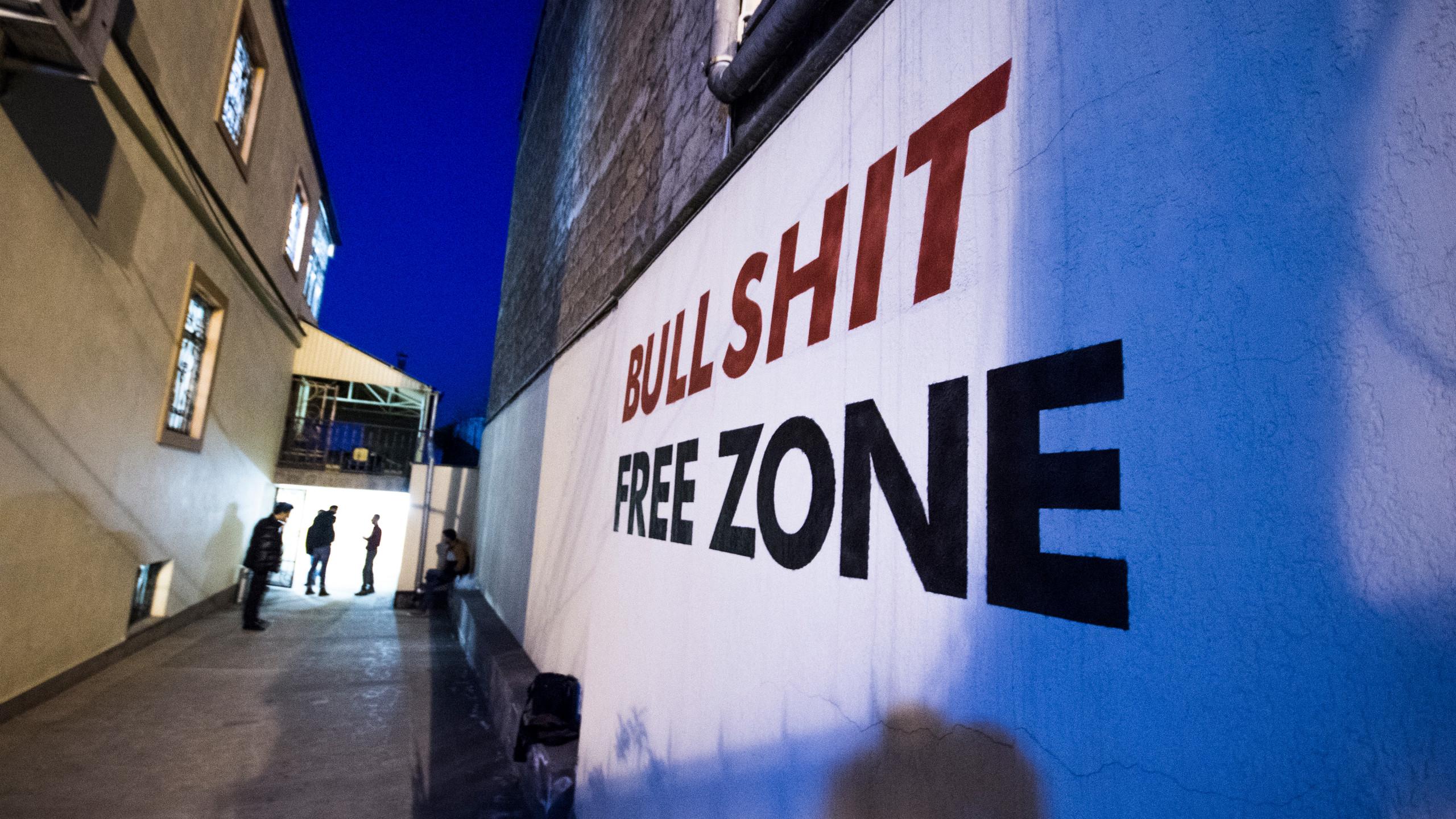 Hero House - the Bullshit Free Zone