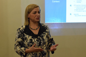 Emma Arakelyan and her partners from Orion Worldwide Innovations visit Armenia Startup Academy